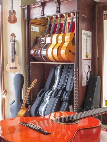 La guitarrería